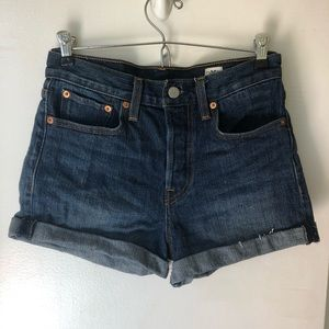 Levi's Shorts - Levis denim shorts